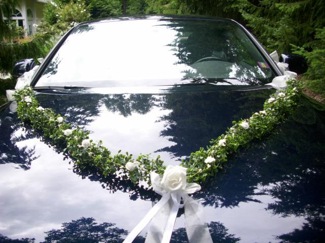 girlande buchs 200cm rosen weiss creme tischdeko autoschmuck hochzeit taufe ebay. Black Bedroom Furniture Sets. Home Design Ideas